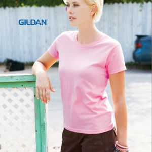 Ultra Cotton Ladies' T-Shirt Thumbnail