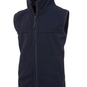 JB's Kids Polar Vest Navy 4 Thumbnail