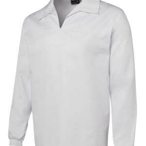 JB's Food Tunic L/S White 2XS Thumbnail
