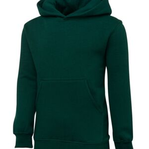 JB's Kids Fleecy Hoodie Kelly Green 4 Thumbnail