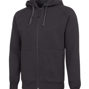 C of C Full Zip Fleecy Hoodie Thumbnail