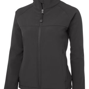 JB's Ladies Layer Jacket Black 6 Thumbnail