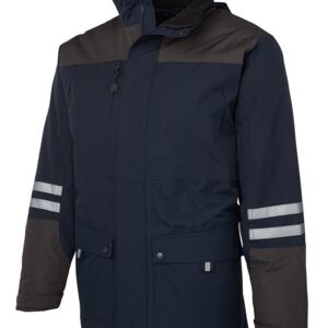 JB's Storm Jacket Black/Charcoal XS Thumbnail