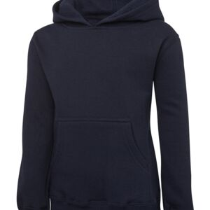 JB's P/C Pop Over Hoodie Black 4 Thumbnail