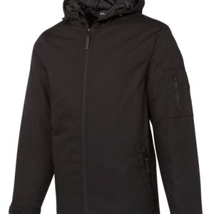 JB's Hooded Jacket Black XS Thumbnail
