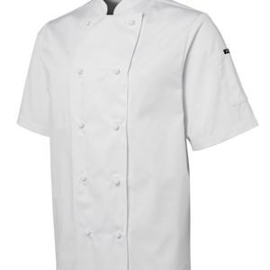JB's S/S Chef's Jacket Black 2XS Thumbnail
