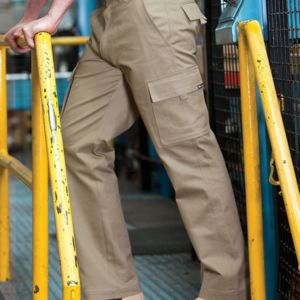 JB's M/Rised Work Cargo Pant Black 67 Thumbnail